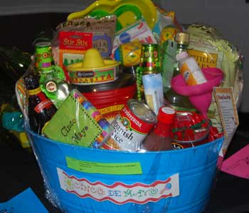 Silent Auction Basket