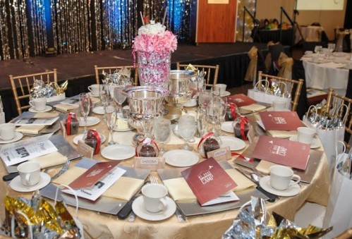 VIP Table Setting & Swaim Strategies | Putting the Party in the Party